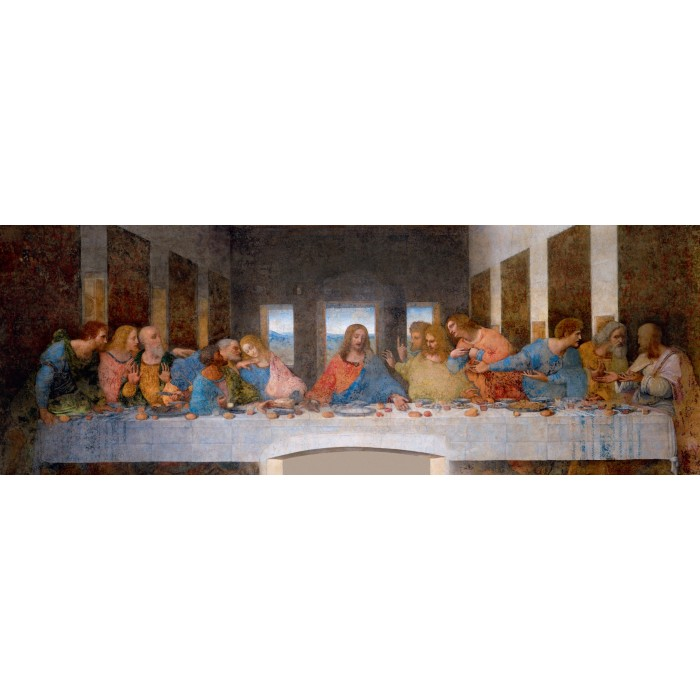 Puzzle Art-by-Bluebird-60101 Da Vinci - The Last Supper, 1490