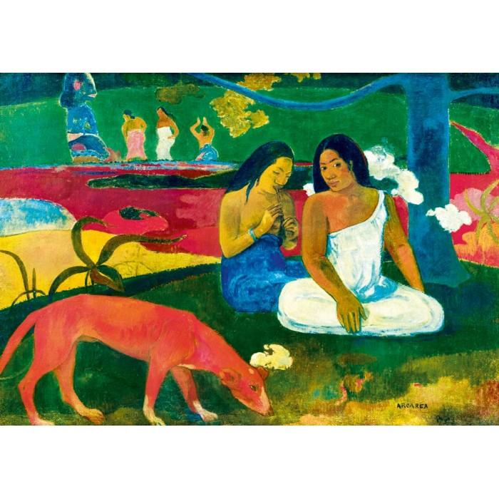 Puzzle Art-by-Bluebird-Puzzle-60090 Gauguin - Arearea, 1892