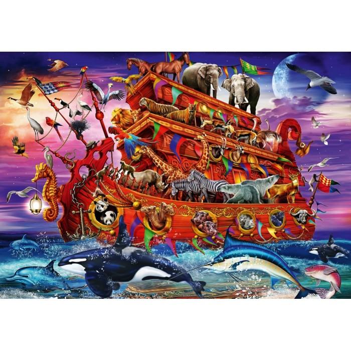 Puzzle Bluebird-Puzzle-70235-P The Ark