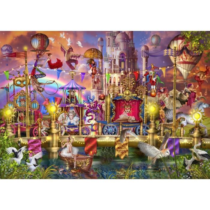 Puzzle Bluebird-Puzzle-70251-P Magic Circus Parade