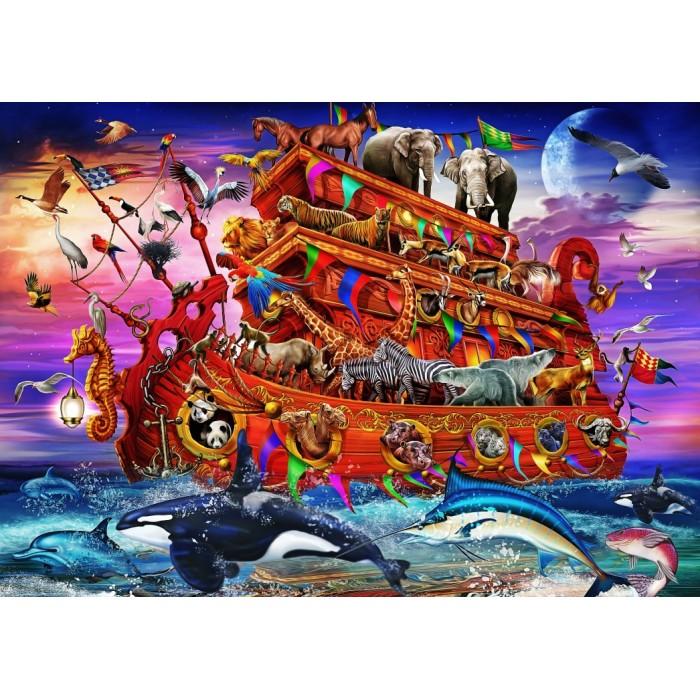 Puzzle Bluebird-Puzzle-70399 The Ark