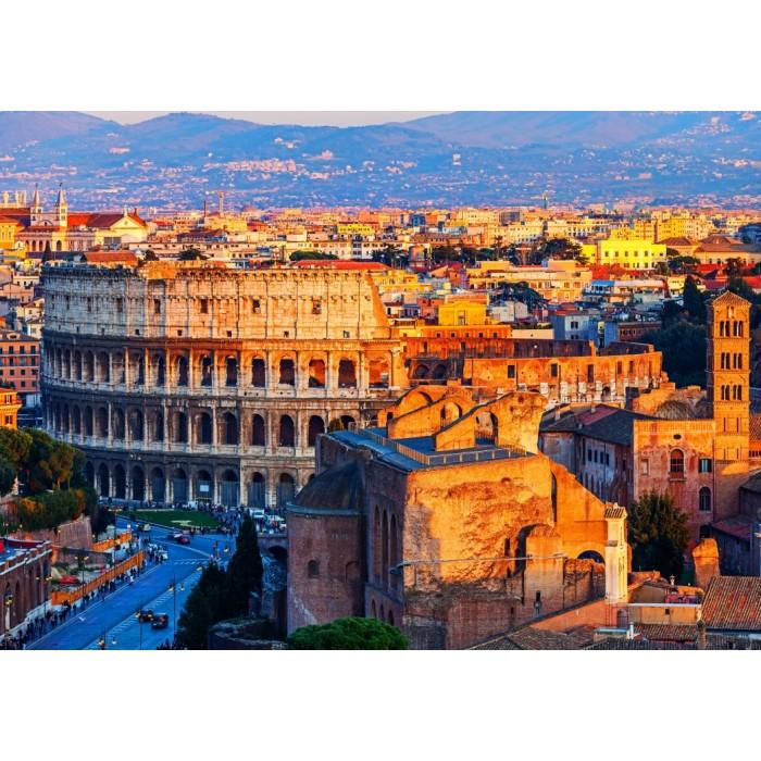 Puzzle Bluebird-Puzzle-70465 Colosseum in Rome, Italy