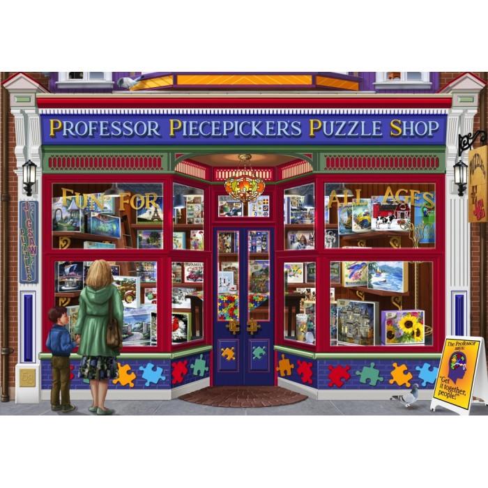 Bluebird-Puzzle-70509-P Professor Puzzles