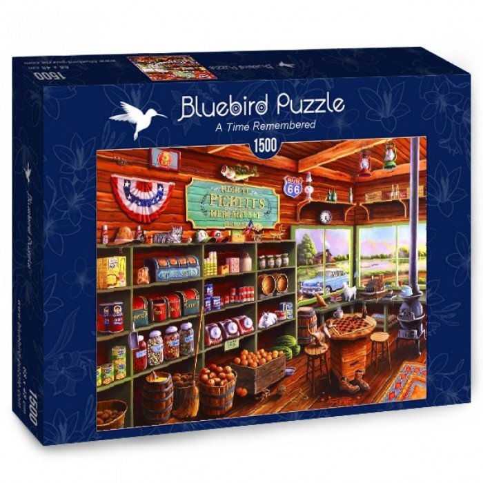 Puzzle Bluebird-Puzzle-70099 A Time Remembered
