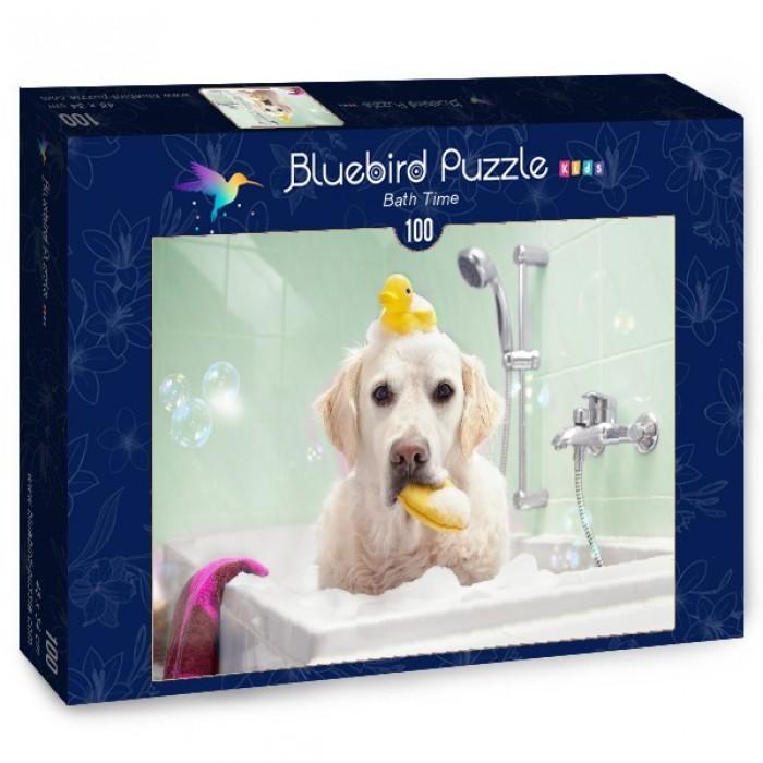 Puzzle Bluebird-Puzzle-70367 Bath Time