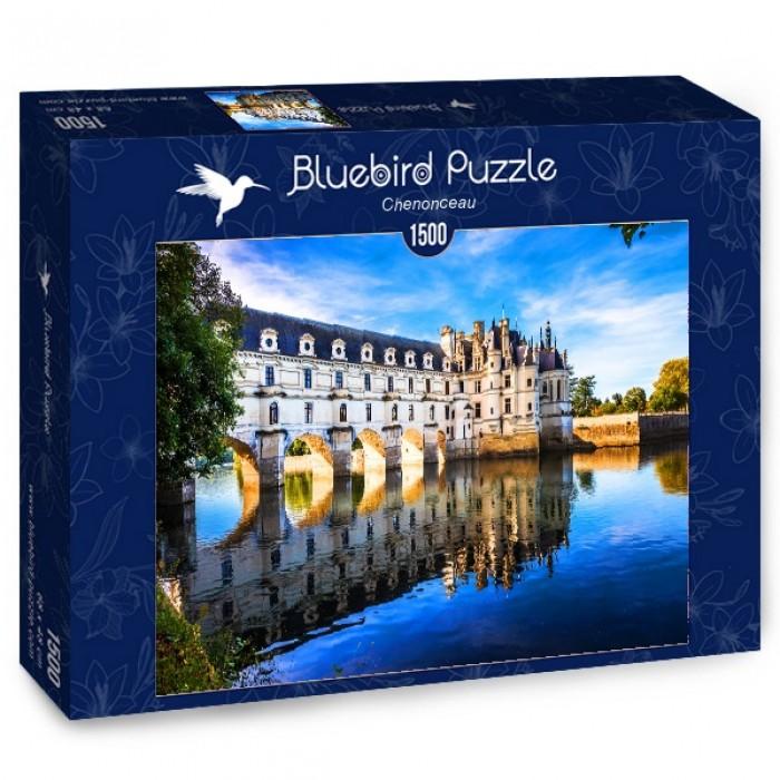 Puzzle Bluebird-Puzzle-70272 Chenonceau