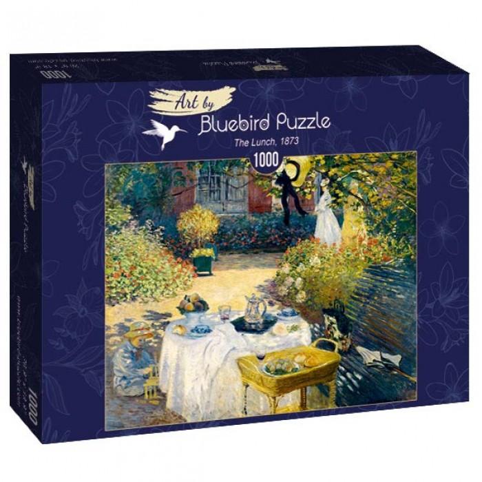 Puzzle Art-by-Bluebird-Puzzle-60040 Claude Monet - The Lunch, 1873