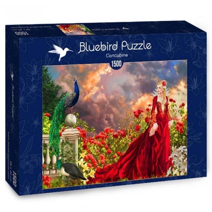 Puzzle Bluebird-Puzzle-70275 Concubine