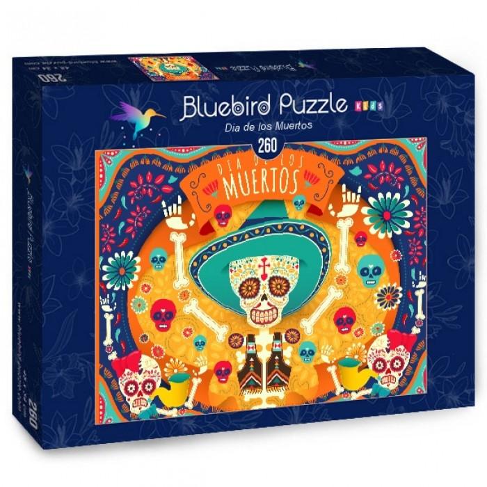 Puzzle Bluebird-Puzzle-70356 Dia de los Muertos