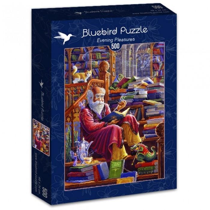 Puzzle Bluebird-Puzzle-70217 Evening Pleasures