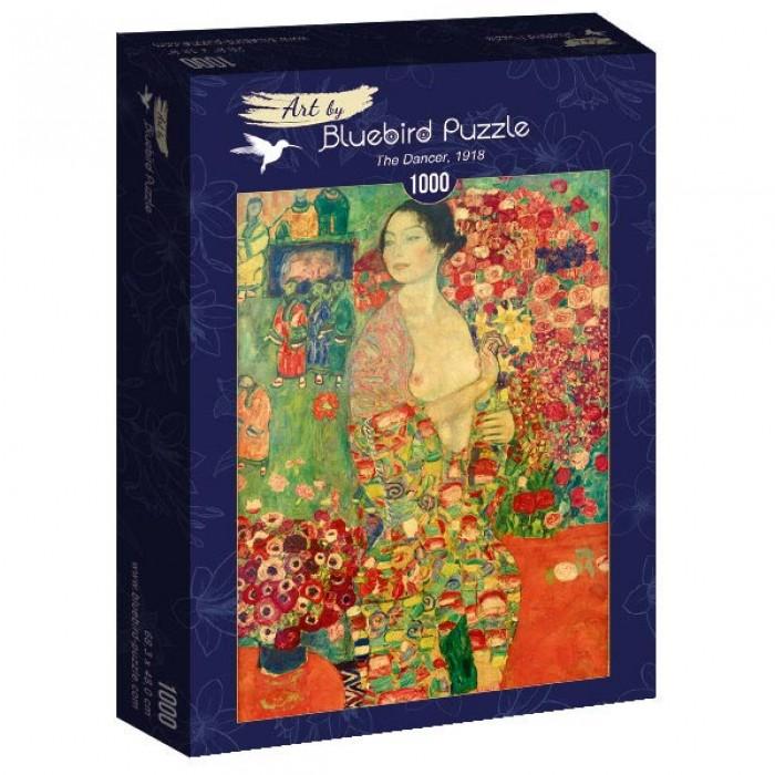 Puzzle Art-by-Bluebird-Puzzle-60037 Gustave Klimt - The Dancer, 1918