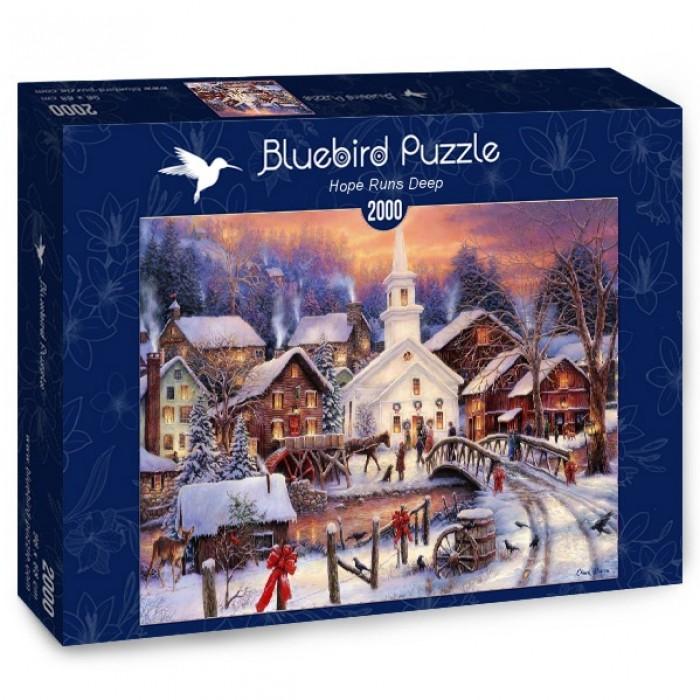 Puzzle Bluebird-Puzzle-70054 Hope Runs Deep