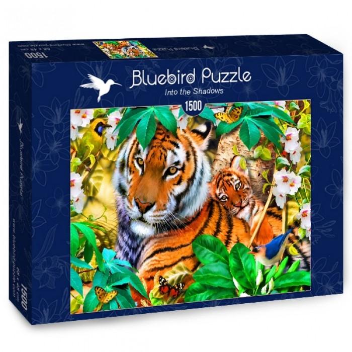 Puzzle Bluebird-Puzzle-70289 Into the Shadows