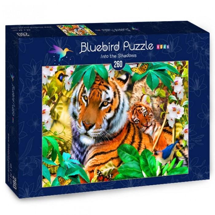 Puzzle Bluebird-Puzzle-70375 Into the Shadows