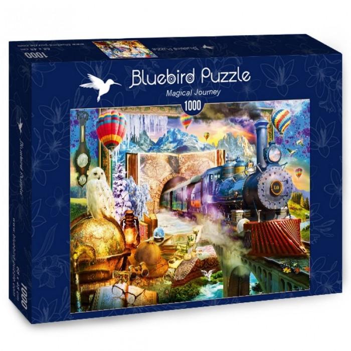 Puzzle Bluebird-Puzzle-70343-P Magical Journey
