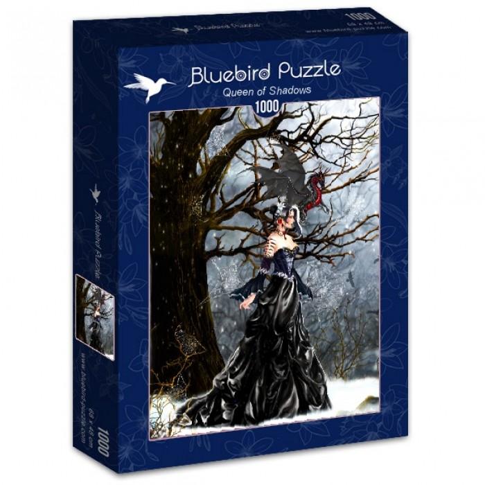 Puzzle Bluebird-Puzzle-70424 Queen of Shadows