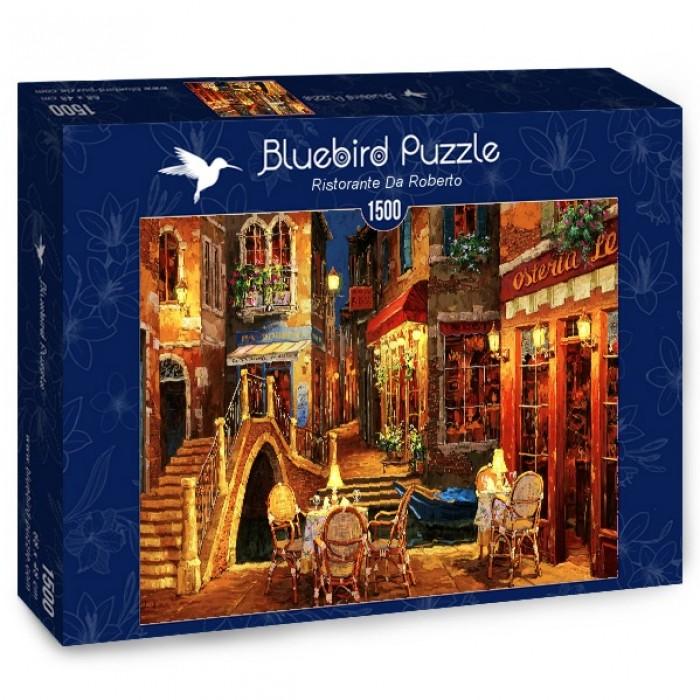Puzzle Bluebird-Puzzle-70213 Ristorante Da Roberto