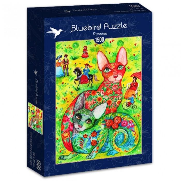 Puzzle Bluebird-Puzzle-70410 Russian