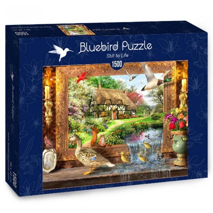 Puzzle Bluebird-Puzzle-70173 Still to Life