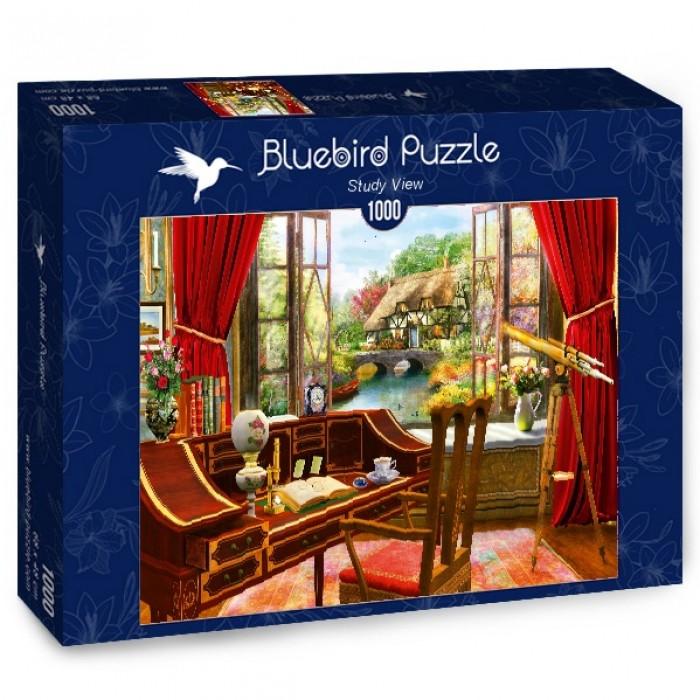 Puzzle Bluebird-Puzzle-70320-P Study View