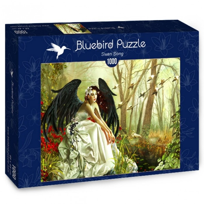Puzzle Bluebird-Puzzle-70427 Swan Song