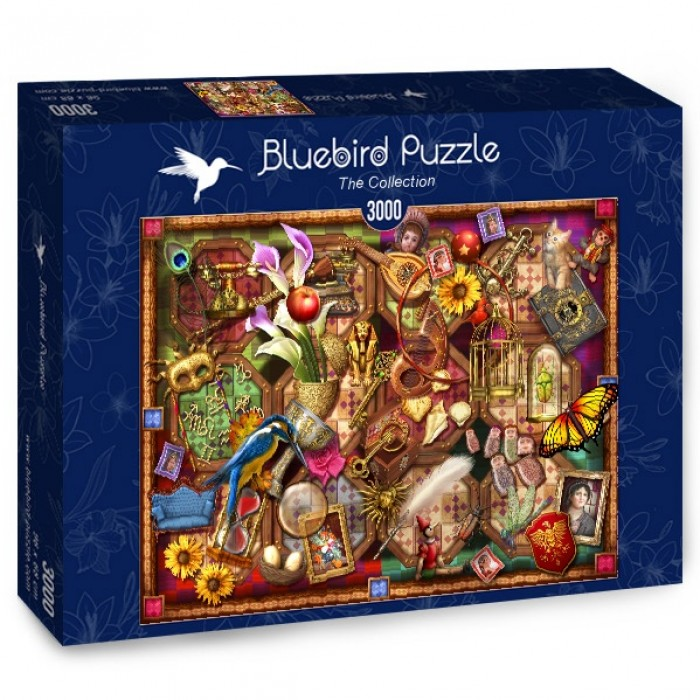 Puzzle Bluebird-Puzzle-70160 The Collection