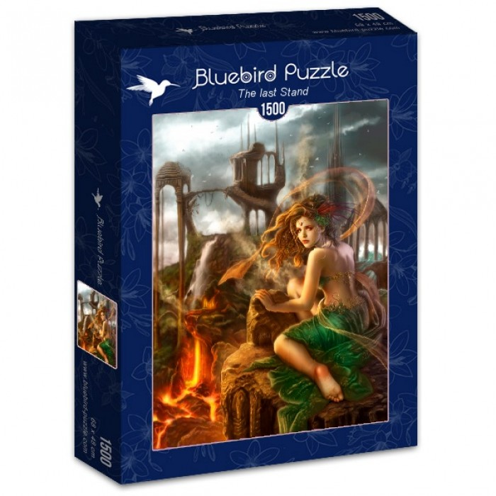 Puzzle Bluebird-Puzzle-70429 The last Stand