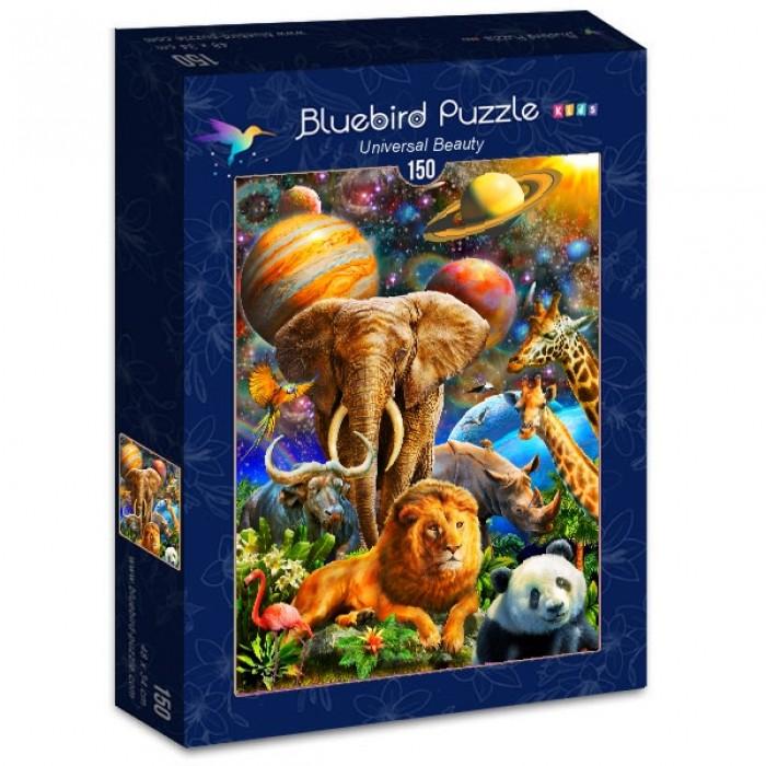Puzzle Bluebird-Puzzle-70392 Universal Beauty