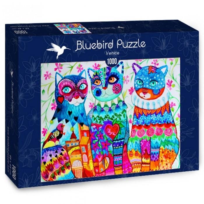 Puzzle Bluebird-Puzzle-70412 Venice