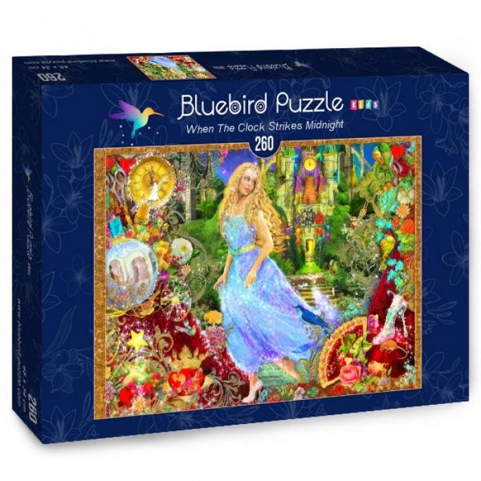 Puzzle Bluebird-Puzzle-70390 When The Clock Strikes Midnight