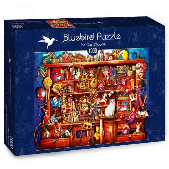 Puzzle Bluebird-Puzzle-70308-P Ye Old Shoppe