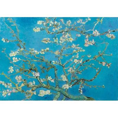 Bluebird-Puzzle - 1000 pieces - Vincent Van Gogh - Almond Blossom, 1890