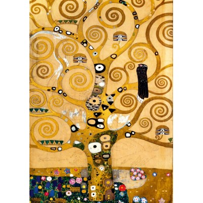 Bluebird-Puzzle - 1000 pieces - Gustave Klimt - The Tree of Life, 1909