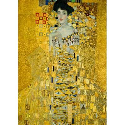Bluebird-Puzzle - 1000 pieces - Gustave Klimt - Adele Bloch-Bauer I, 1907