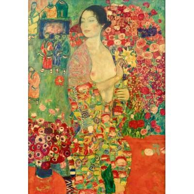 Bluebird-Puzzle - 1000 pieces - Gustave Klimt - The Dancer, 1918
