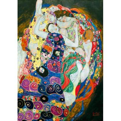 Bluebird-Puzzle - 1000 pieces - Gustave Klimt - The Maiden, 1913
