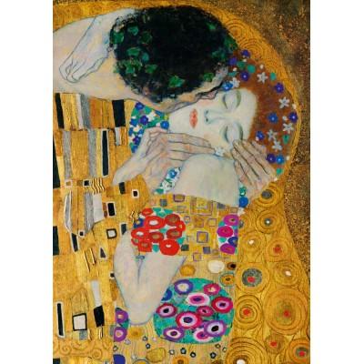 Bluebird-Puzzle - 1000 pieces - Gustave Klimt - The Kiss (detail), 1908