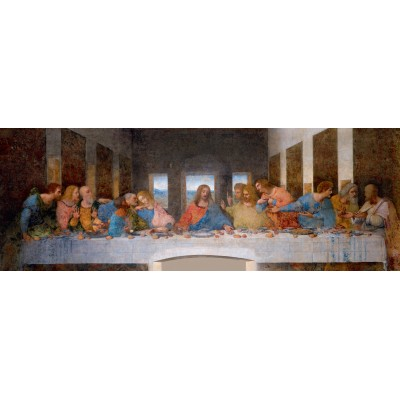 Bluebird-Puzzle - 1000 pieces - Da Vinci - The Last Supper, 1490