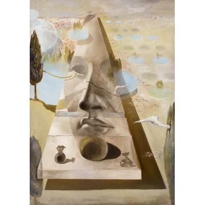 Bluebird-Puzzle - 1000 pieces - Salvador Dalí - Apparition of the Visage of Aphrodite of Cnidos in a Landscape, c. 1981