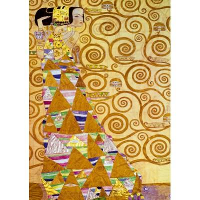 Bluebird-Puzzle - 1000 Teile - Gustave Klimt - The Waiting, 1905