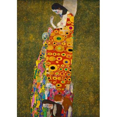 Bluebird-Puzzle - 1000 Teile - Gustave Klimt - Hope II, 1908