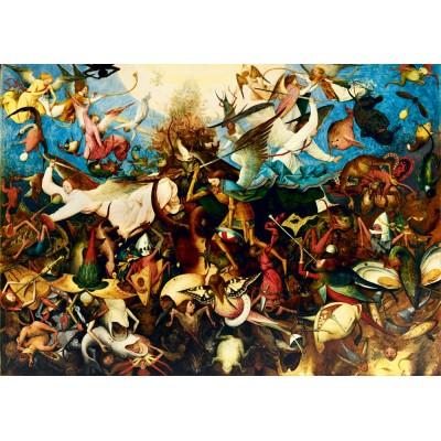 Bluebird-Puzzle - 1000 pieces - Pieter Bruegel the Elder - The Fall of the Rebel Angels, 1562