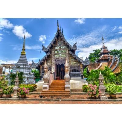 Bluebird-Puzzle - 1000 pieces - Chiang Mai, Thailand