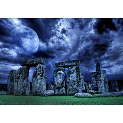 Bluebird-Puzzle - 1000 pieces - Stonehenge