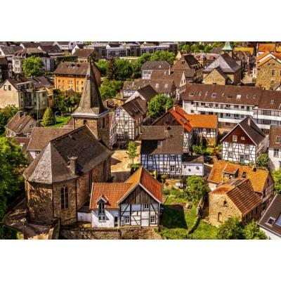 Bluebird-Puzzle - 1000 pieces - Old Village