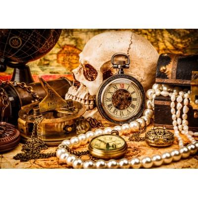 Bluebird-Puzzle - 3000 pieces - Pirate Treasure
