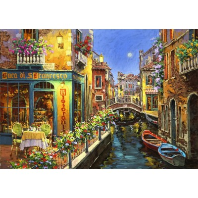 Bluebird-Puzzle - 1500 pieces - Buca Di Francesco