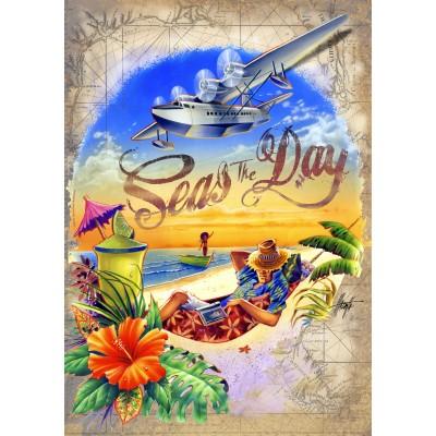 Bluebird-Puzzle - 1500 pieces - Seas Day