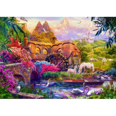 Bluebird-Puzzle - 3000 pieces - Old Mill