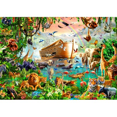 Bluebird-Puzzle - 3000 pieces - Noah's Ark